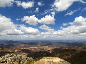 Pico do Jabre (Foto: Arquivo TG)