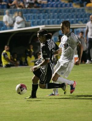 Ceará x Avaí pela Série B do Campeonato Brasileiro (Foto: Natinho Rodrigues/Agência Diário)