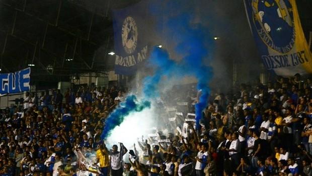 Cerca de 2.700 torcedores estiveram no Martins Pereira São José x RB Brasil (Foto: Tião Martins/ São José E.C)