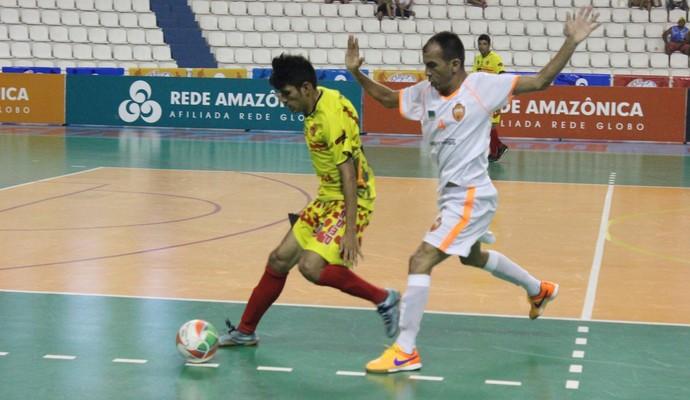 Super Copa, Rede AM, Omã, roma, gol (Foto: Gabriel Mansur)