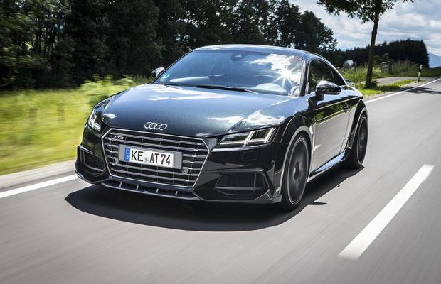 ABT prepara Audi TT com 370 cv