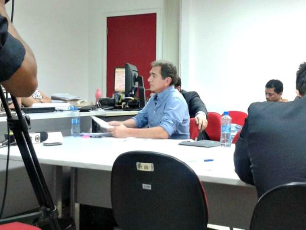 Pedro Nadaf disse que cada integrante da organização ocupava papel estratégico e fundamental (Foto: André Souza/ G1)