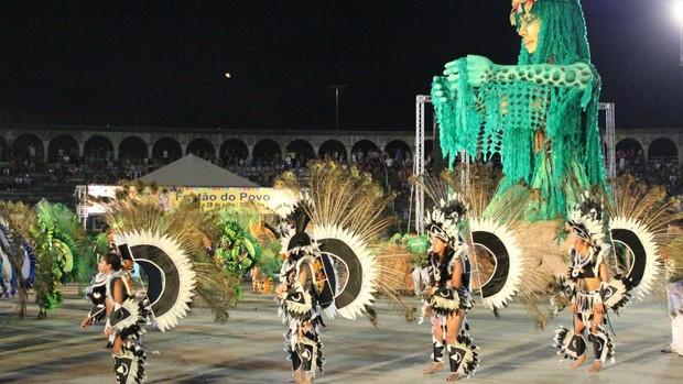 Festival Folclórico do Amazonas vai até agosto (Tiago Melo/G1 AM)