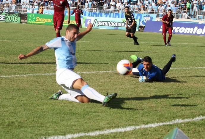 Zé Rafael Londrina (Foto: Wellington Ferrugem/Londrina Esporte Clube)