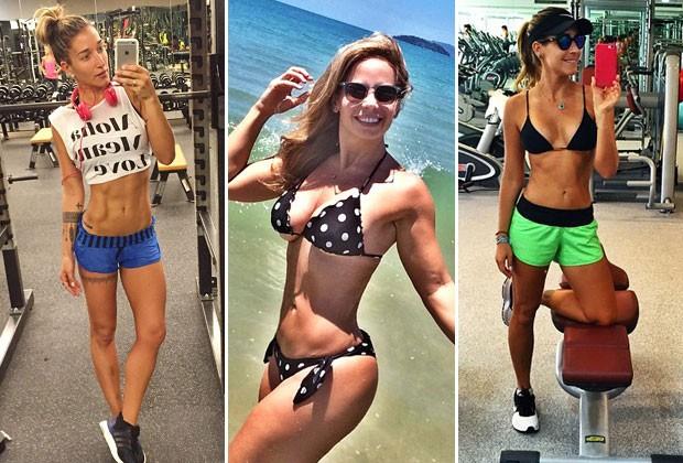 Aplicativos pró-corpão: conheça os apps aliados de Gabriela Pugliesi e outras blogueiras fitness
