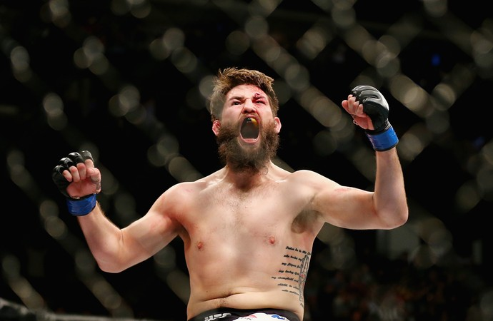 Bryan Barberena, UFC: Johnson x Bader (Foto: Getty Images)