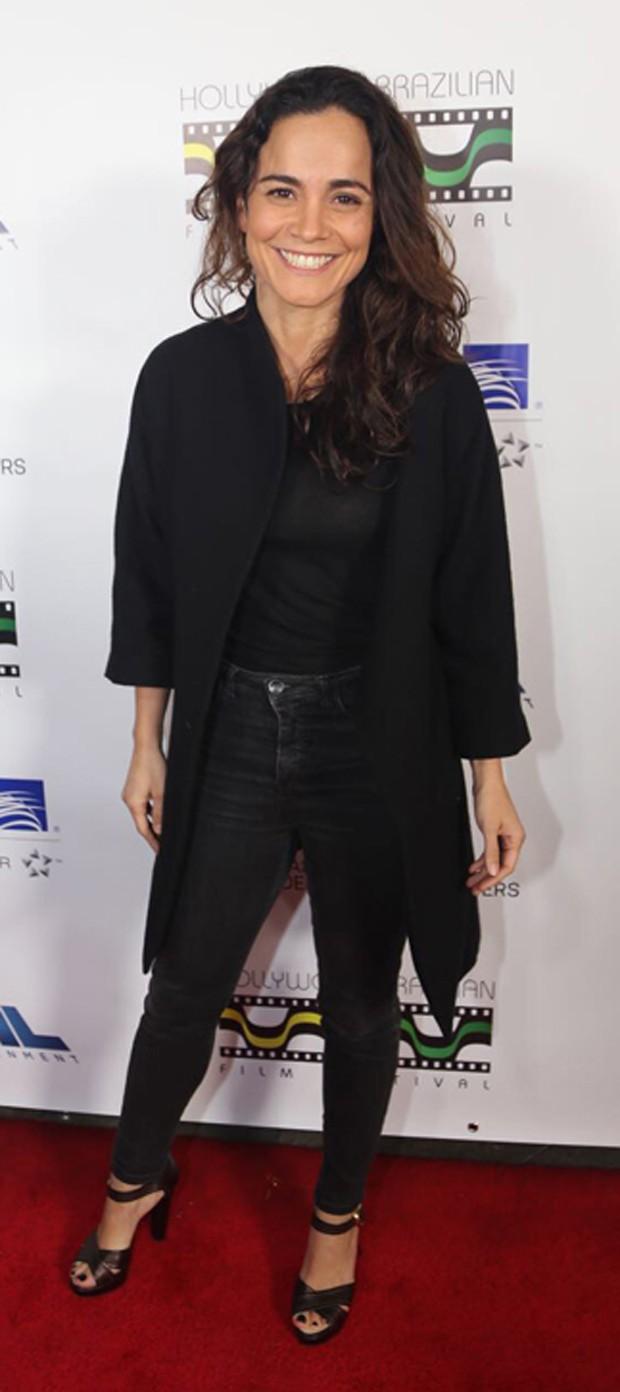 Alice Braga (Foto: Marcos Daniel Ferreira/Divulgação)