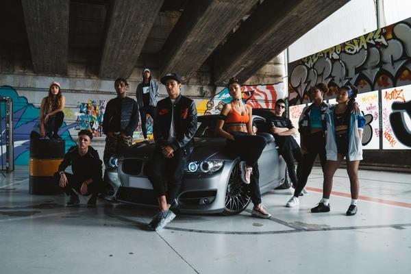 Neymar lança mixtape com a Nike e outros artistas (Foto: Divulgação)
