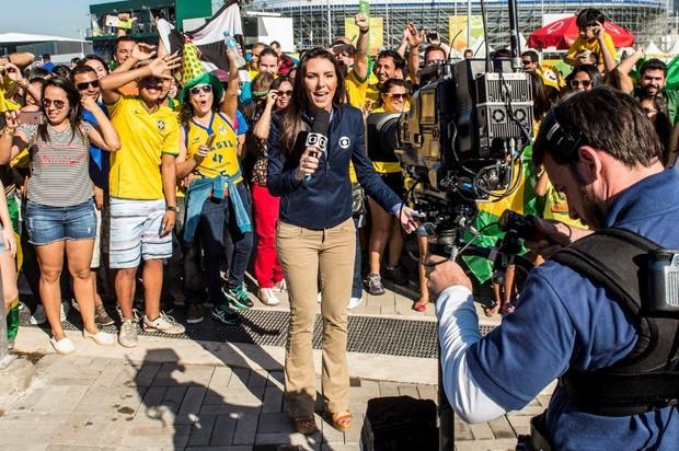 Glenda Kozlowszki (Foto: João Miguel Júnior e João Cotta / TV Globo)