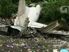 Avião de carga cai logo após a decolagem no Sudão do Sul