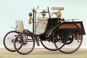 Mercedes-Benz Velocípede 1894 (Foto: Mercedes-Benz)