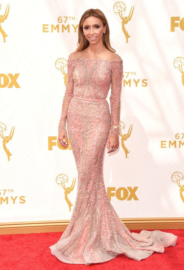 EMMY 2015 - Giuliana Rancic (Foto: Getty Images)