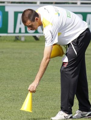 Fernando Gil, técnico do Figueirense sub-20 (Foto: Luiz Henrique, Divulgação / Figueirense FC)