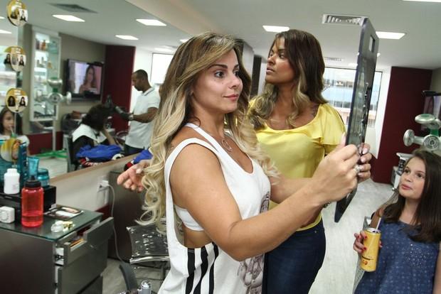 Viviane Araujo (Foto: Anderson Borde)