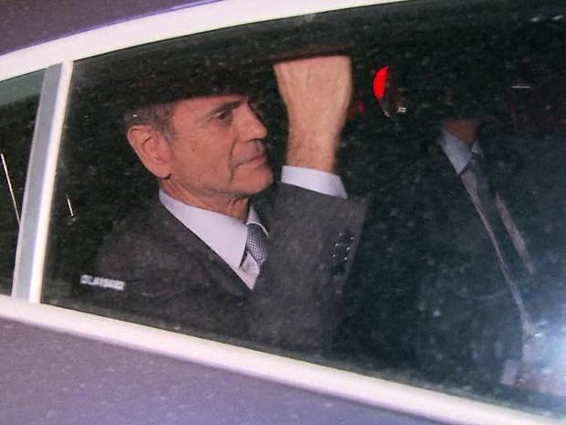 GNews - Paulo Octávio, ex-governador do DF (Foto: globonews)