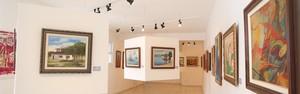 Pinacoteca é reinaugurada e recebe artistas locais (Camilo Mota/Ascom Araruama)