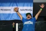 Com t�tulo na Copa Davis, Maradona escapa da fama de p�-frio no t�nis