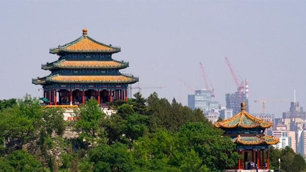 Parque Jingshan (Foto: Divulgao)