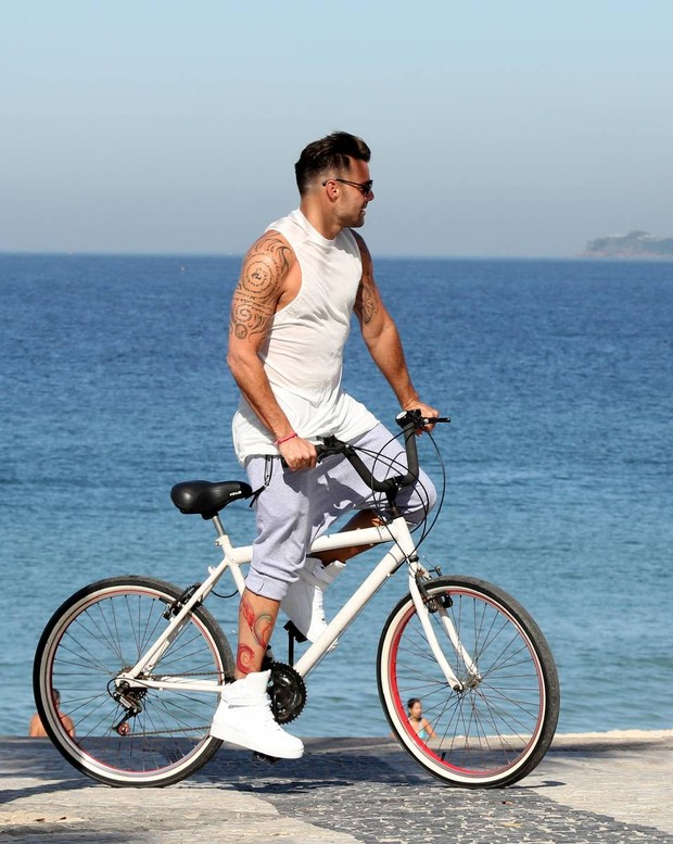 Ricky Martin (Foto: Gabriel Reis e André Freitas / Ag. News)