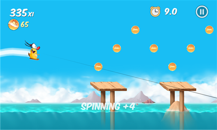 Wake Woody é a continuação do famoso game para Windows Phone (Foto: Divulgação/Windows Phone Store)