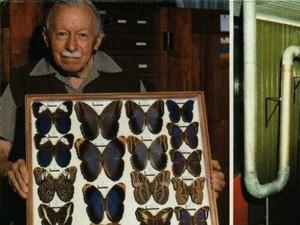 Fritz Plaumann mostra parte da coleção  (Foto: Portal de Turismo Seara/Divulgação)
