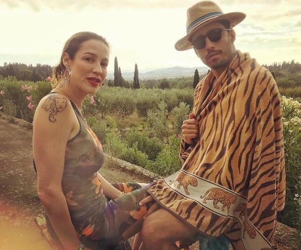 Pedro Scooby e Luana Piovani (Foto: Reprodução/Instagram)