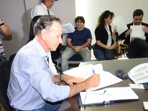 prefeito piau fundo cultural uberaba (Foto: Divulgação/PMU)