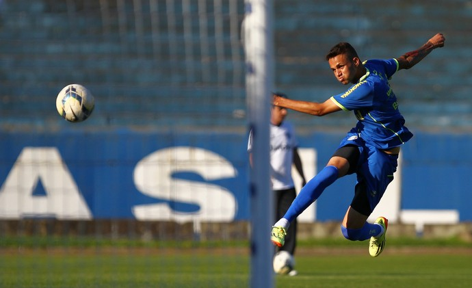 luan grêmio (Foto: Lucas Uebel/Grêmio FBPA)