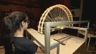 Estudantes participam de competição de pontes de macarrão em São Carlos