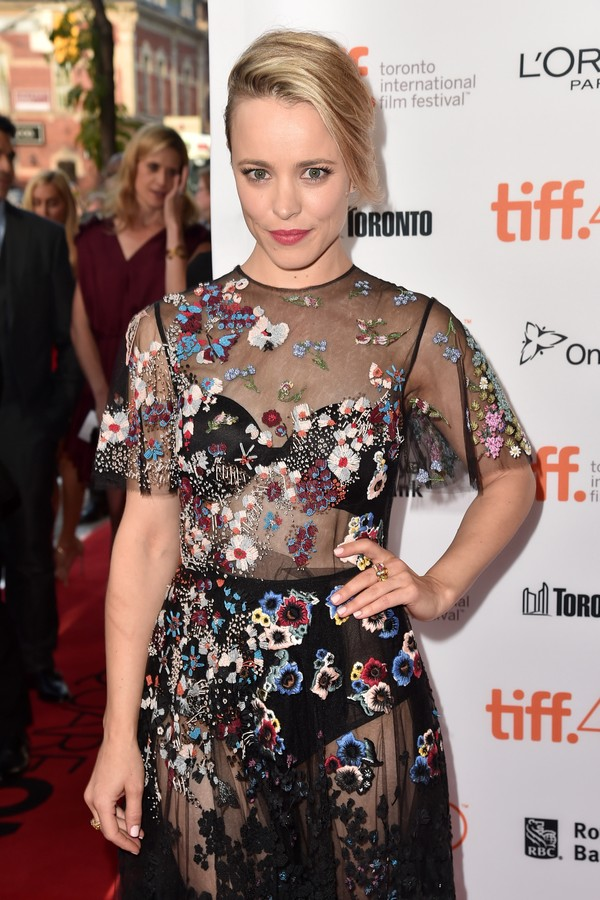 A atriz Rachel McAdams (Foto: Getty Images)
