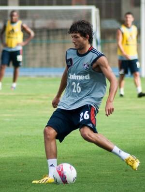 fernando fluminense treino (Foto: Bruno Haddad / FluminenseFC)