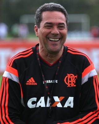 Luxemburgo, Flamengo, Ninho do Urubu (Foto: Gilvan de Souza/Fla Imagem)