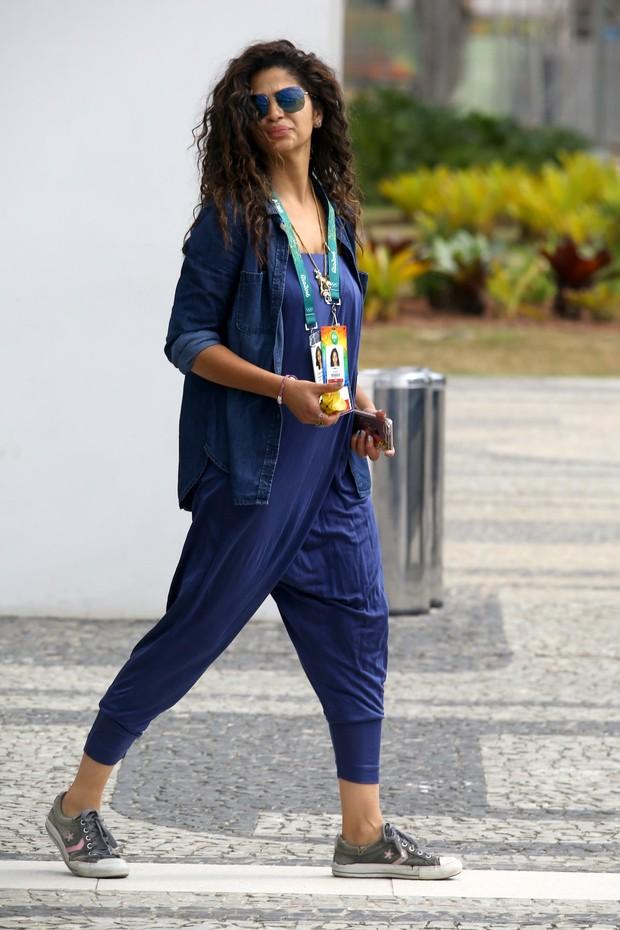 Camila Alves (Foto: Delson Silva dos Santos / AgNews)