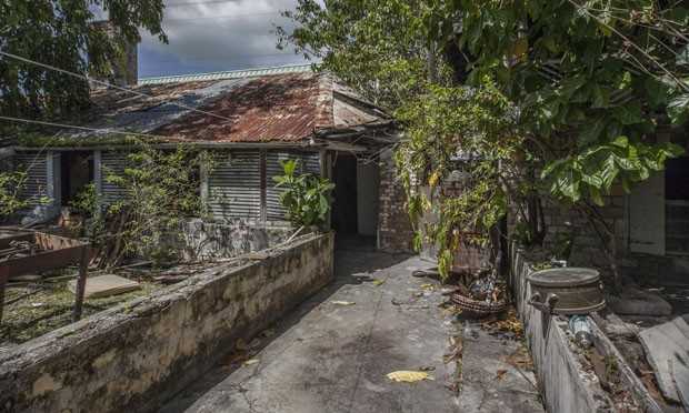 Site: Government HouseCountry: Antigua and BarbudaCaption: Government House Accessory Building on Verge of CollapseDate: 19 March, 2015Photographer: Courtesy Philip Logan, AIA, AP LEED (Foto: Divulgação)