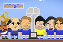 Game relembra o ano de 2014 do Cruzeiro (Infoesporte)
