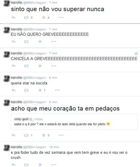 Talita Araújo (Foto: Reprodução / Twitter)