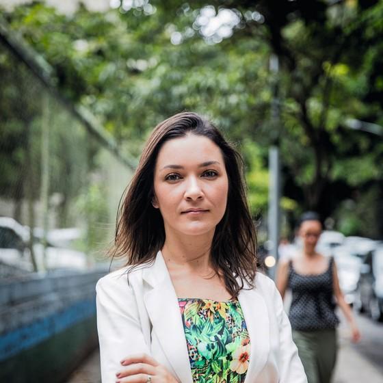 Ilana Szabó pesquisadora de segurança pública (Foto: Daryan Dornelles/ÉPOCA)