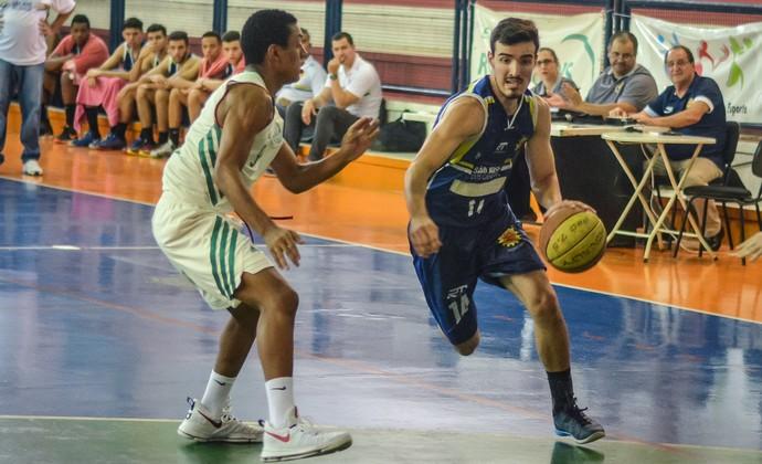 São José Basquete x Palmeiras campeonato Aberto (Foto: Arthur Marega Filho/São José Desportivo)