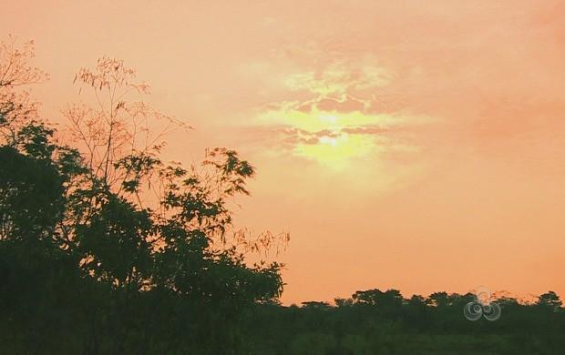 Estudo para a venda de carbono foi desenvolvido pelos próprios índios da região (Foto: Bom Dia Amazônia)
