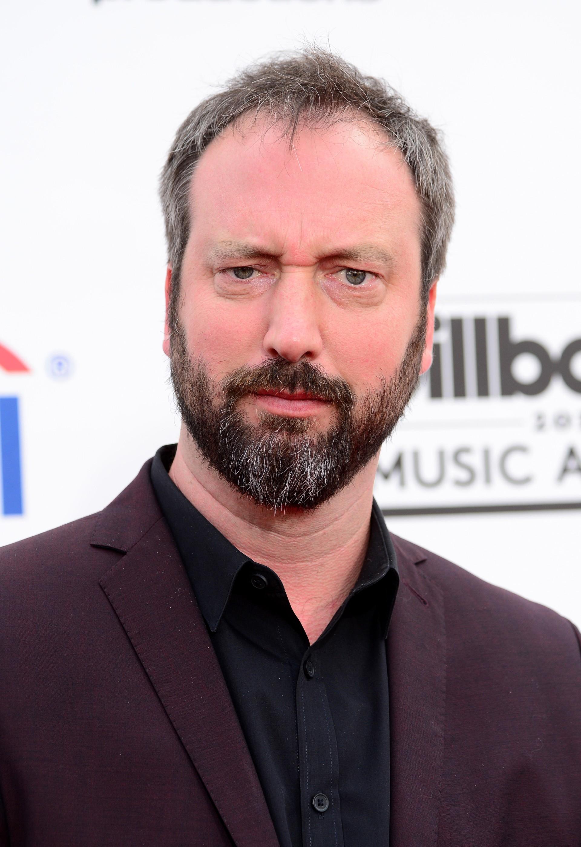 O produtor e ator falou da sua batalha contra um câncer de testículo em um especial da MTV. (Foto: Getty Images)