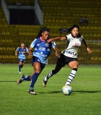 Corinthians São José Feminino (Foto: Arthur Filho/São José Futebol Feminino)