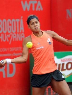 tênis; Teliana Pereira; Bogotá