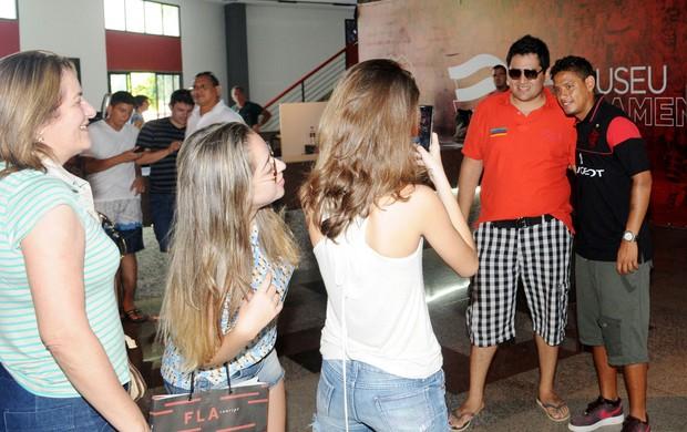 carlos eduardo flamengo especial (Foto: André Durão)