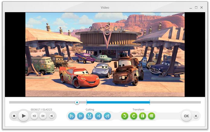 Freemake Video Converter permite até editar vídeos antes de mudar formato (Foto: Reprodução/Paulo Alves)