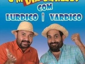 """Lurdico e o irmão Vardico"""" eram conhecidos como """"Os Cabuçus! (Foto: Os Cabuçus/Divulgação)"""