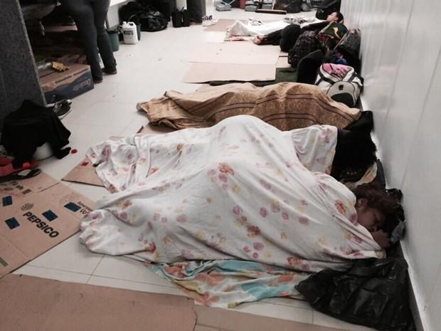 MPT fez fiscalização para checar condições de trabalhadores do festival (Foto: Divulgação)