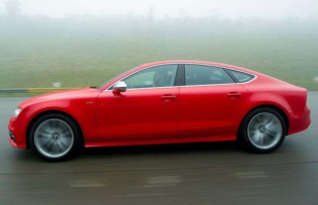 Audi S7 Sportback sai por R$ 500 mil (Foto: Flavio Moraes / G1)