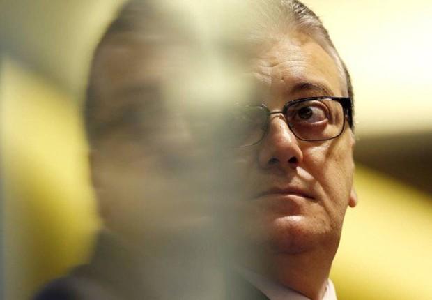 O ex-presidente do Banco do Brasil e da Petrobras Aldemir Bendine (Foto: Sergio Moraes/Reuters)