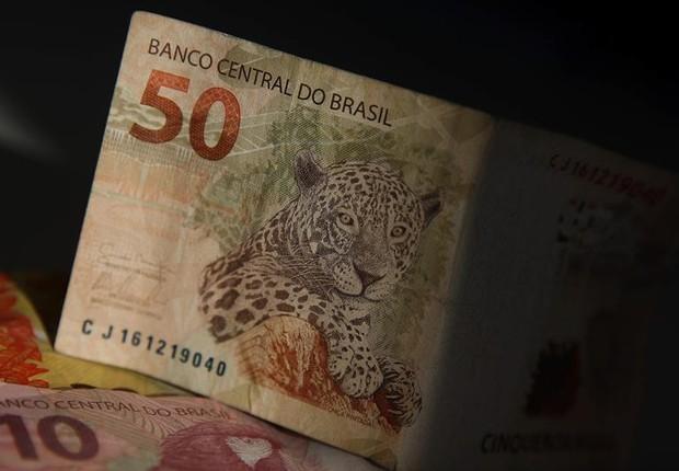 dinheiro, real, moeda, inflação, ipca, juros, corrupção (Foto: EFE)
