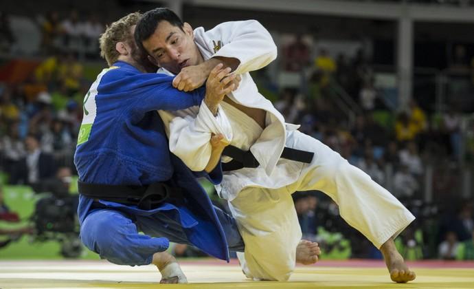 Felipe Kitadai judô (Foto: Marcio Rodrigues/MPIX/CBJ)